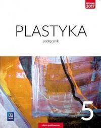 Plastyka SP 5 Podr. - okładka podręcznika