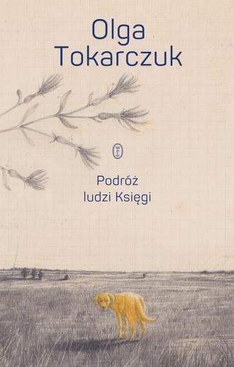 Podróż ludzi Księgi - okładka książki