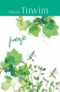 Poezje - Julian Tuwim - okładka książki