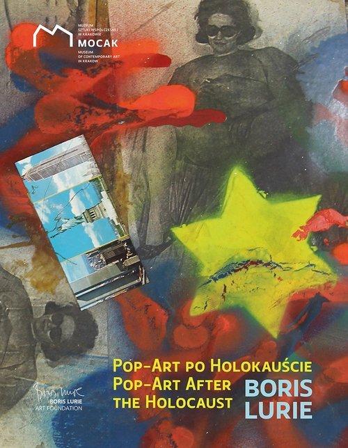 Pop-art po Holokauście - okładka książki
