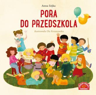 Pora do przedszkola - okładka książki