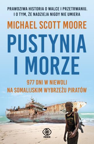 Pustynia i morze. 977 dni w niewoli - okładka książki