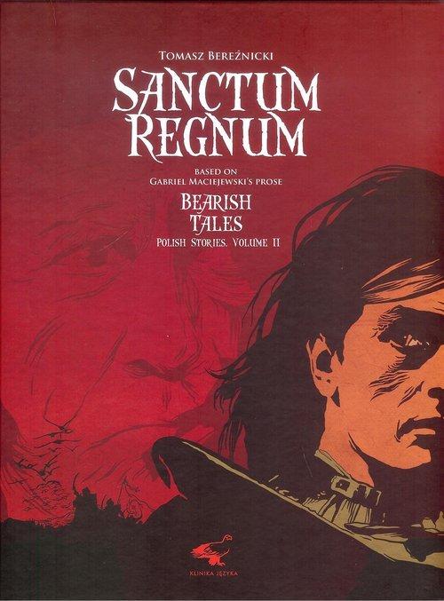 Sanctum regnum - okładka książki