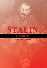 Stalin a historia - okładka książki