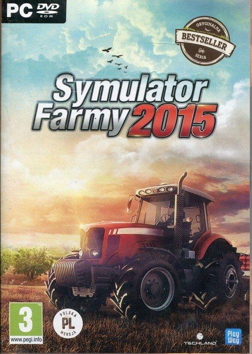 Symulator Farmy 2015 - zdjęcie zabawki, gry