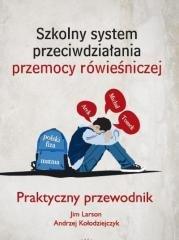 Szkolny system przeciwdziałania - okładka książki