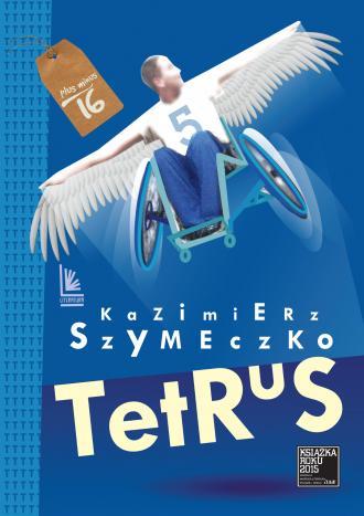 Tetrus - okładka książki