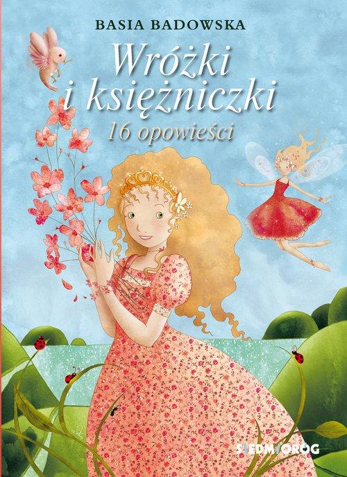 Wróżki i księżniczki 16 opowieści - okładka książki