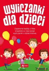 Wyliczanki dla dzieci - okładka książki