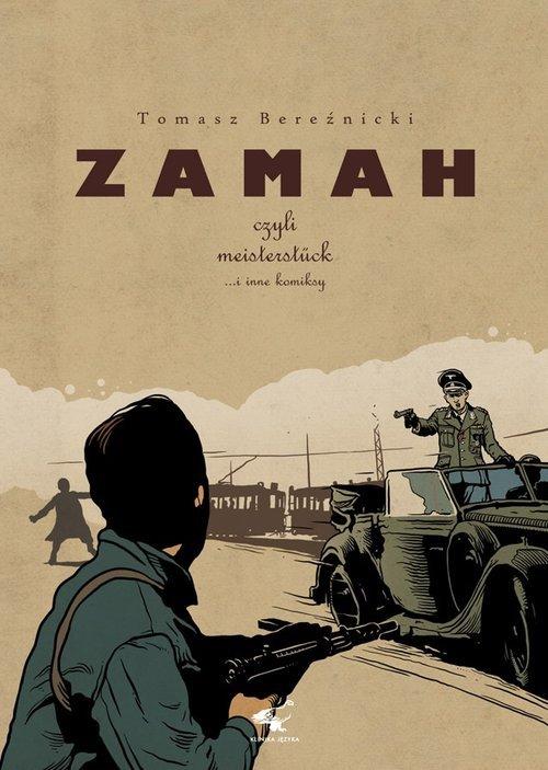 Zamah. czyli meisterstuck ...i - okładka książki