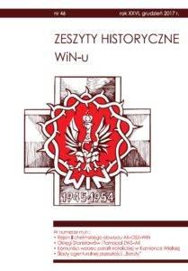 Zeszyty Historyczne WiN-u nr 46 - okładka książki