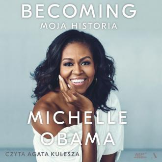 Becoming. Moja historia - pudełko audiobooku