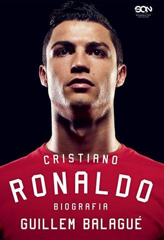 Cristiano Ronaldo. Biografia - okładka książki