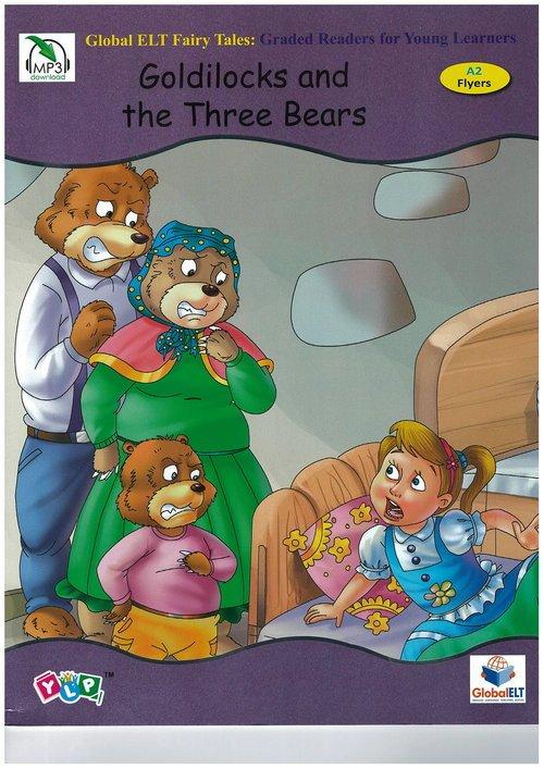 Goldilocks and the Three Bears - okładka książki