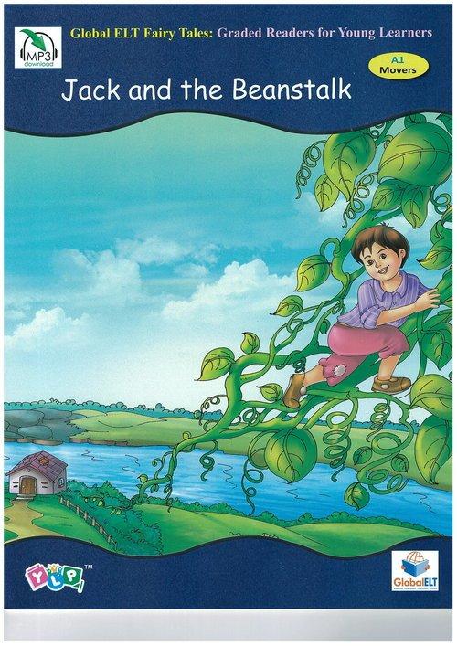 Jack and the Beanstalk - okładka książki