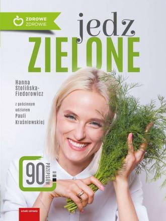 Jedz zielone - okładka książki