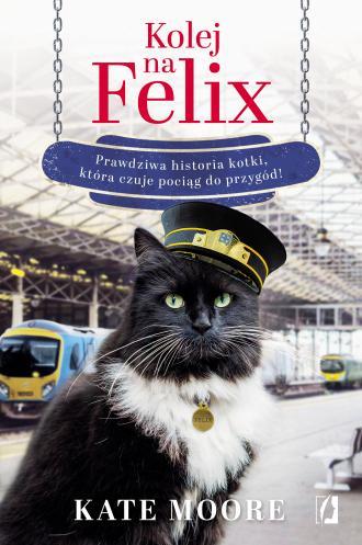 Kolej na Felix - okładka książki