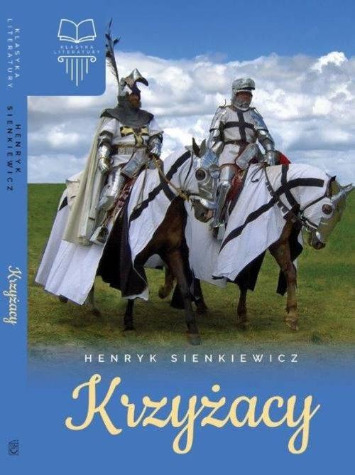 Krzyżacy - okładka podręcznika