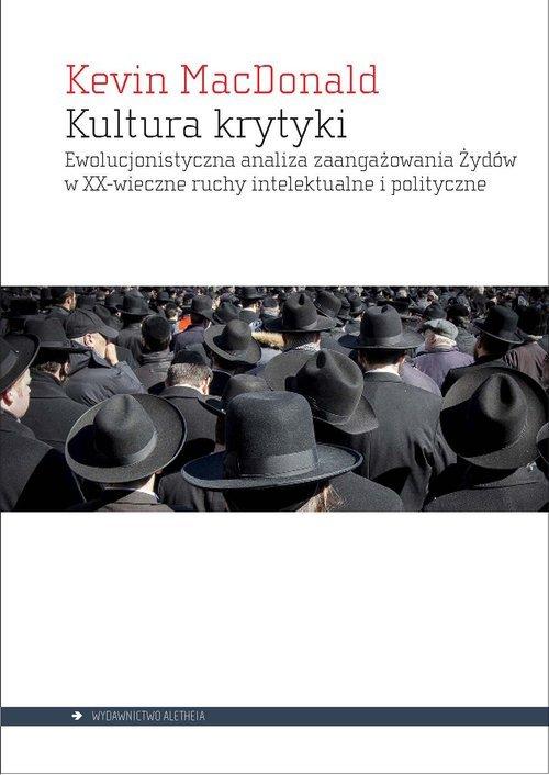 Kultura krytyki - okładka książki