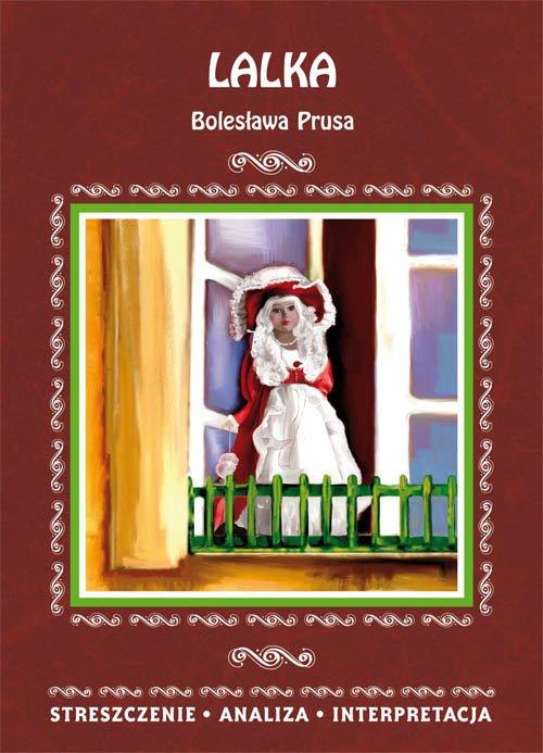 Lalka Bolesława Prusa. Streszczenie, - okładka podręcznika