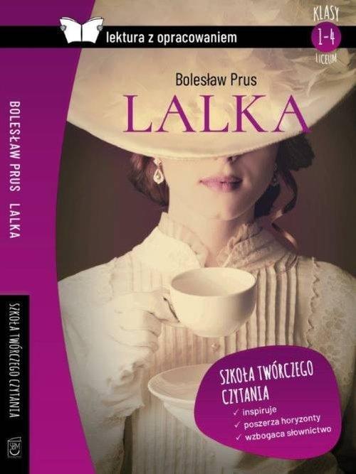 Lalka (z opracowaniem) - okładka podręcznika