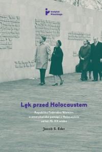 Lęk przed Holocaustem. Republika - okładka książki