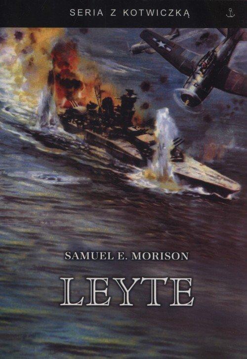 Leyte. Seria z kotwiczką - okładka książki
