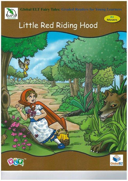 Little Red Riding Hood - okładka książki