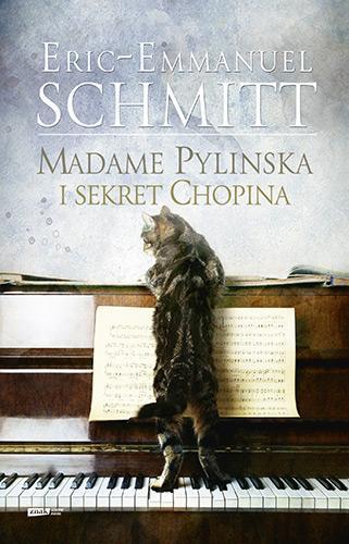 Madame Pylinska i sekret Chopina - okładka książki