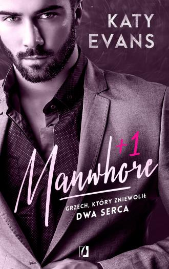 Manwhore +1. Tom 2 - okładka książki