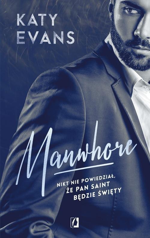 Manwhore Tom 1 - okładka książki