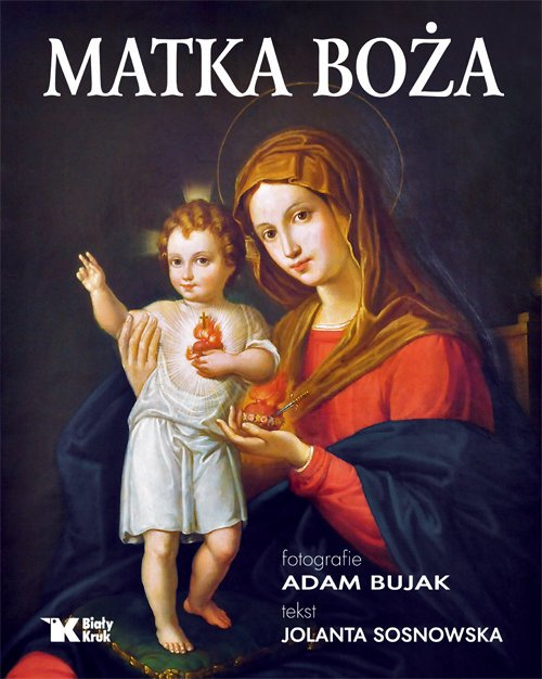 Matka Boża - okładka książki