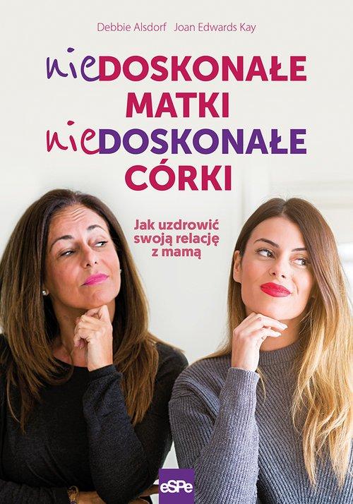 Niedoskonałe matki niedoskonałe - okładka książki