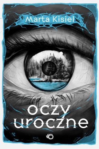 Oczy uroczne - okładka książki