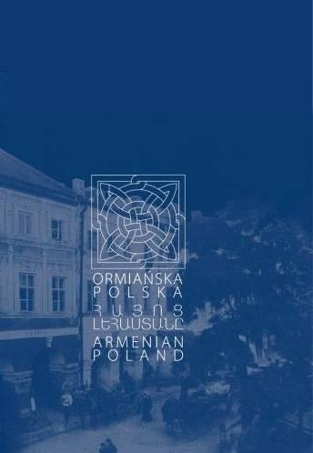 Ormiańska Polska - okładka książki