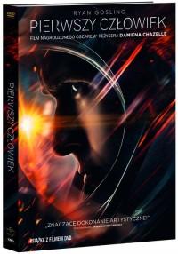 Pierwszy człowiek (booklet + DVD) - okładka filmu
