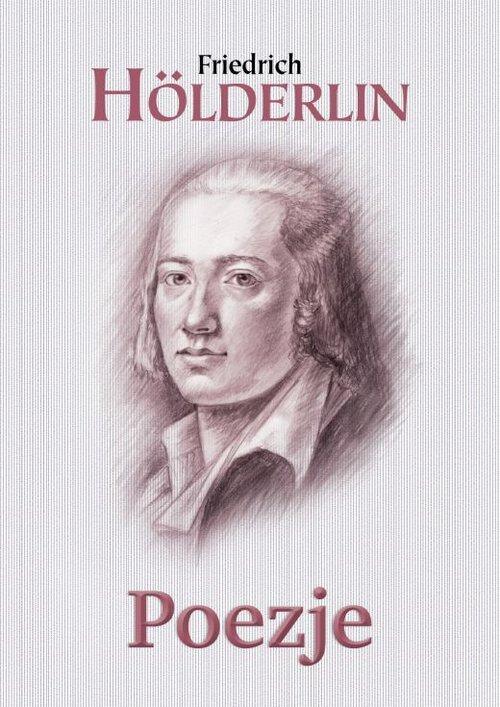Poezje Hölderlin - okładka książki