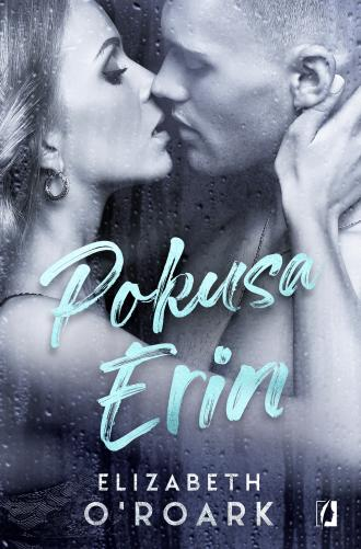 Pokusa Erin - okładka książki
