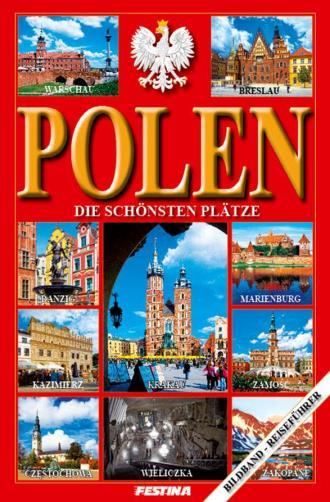 Polska. Najpiękniejsze miejsca - okładka książki