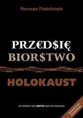 Przedsiębiorstwo holocaust - okładka książki