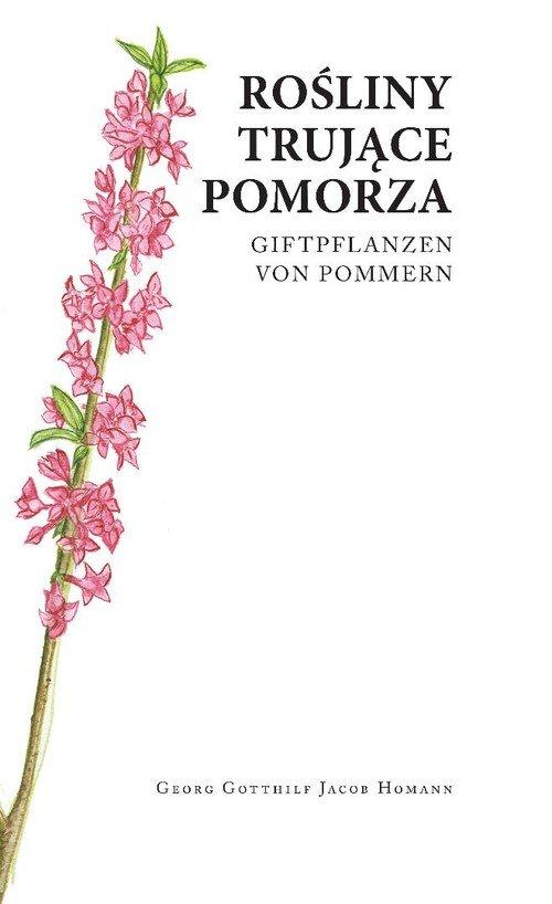 Rośliny trujące Pomorza - okładka książki