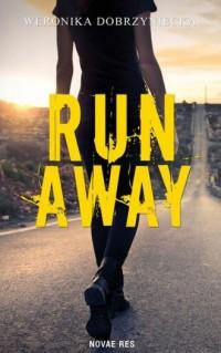 Run Away - okładka książki