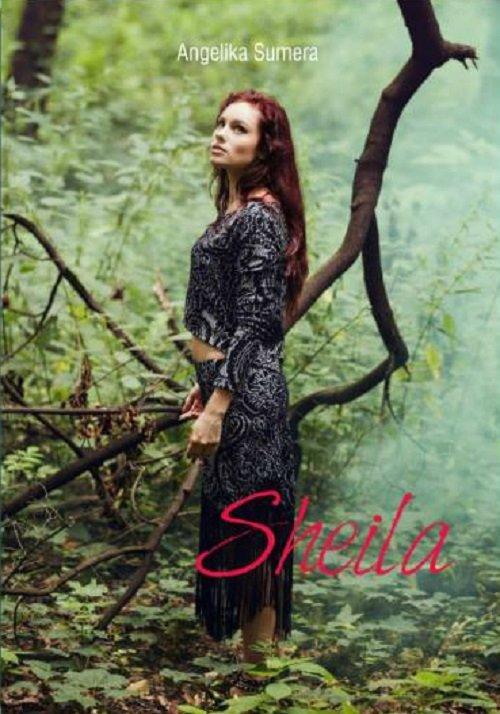 Sheila - okładka książki