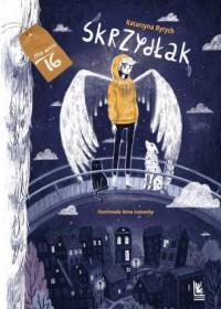 Skrzydłak - okładka książki