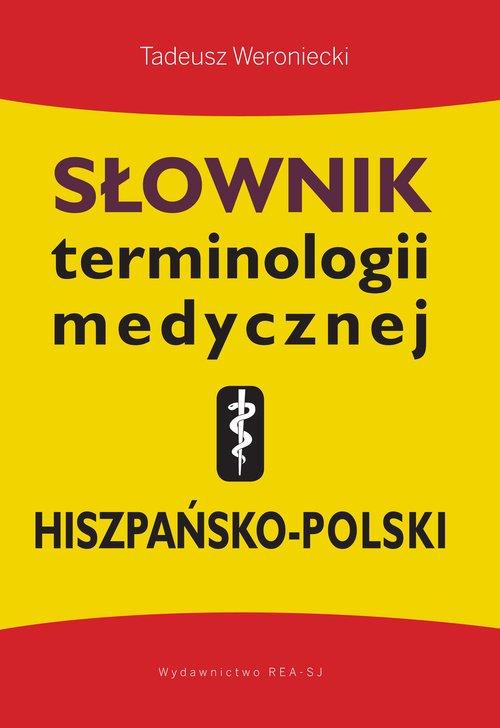 Słownik terminologii medycznej - okładka książki