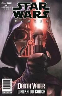 Star Wars. Komiks 1/19 - okładka książki