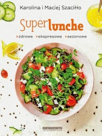 SuperLunche - okładka książki