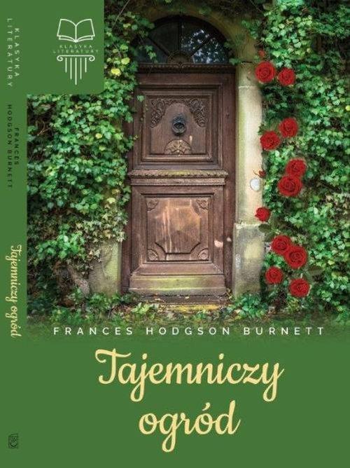 Tajemniczy ogród - okładka podręcznika