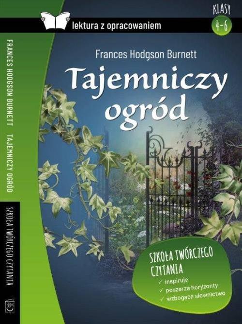 Tajemniczy ogród (z opracowaniem) - okładka podręcznika