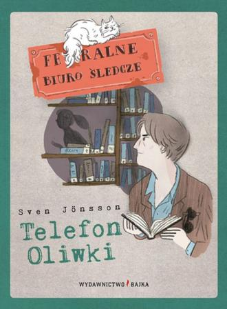 Telefon Oliwki - okładka książki